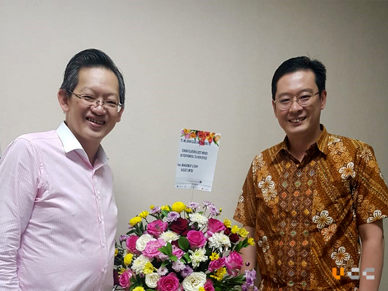 Good News Coming from VCC Indonesia Office